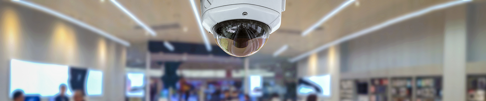 ceiling mounted Security camera